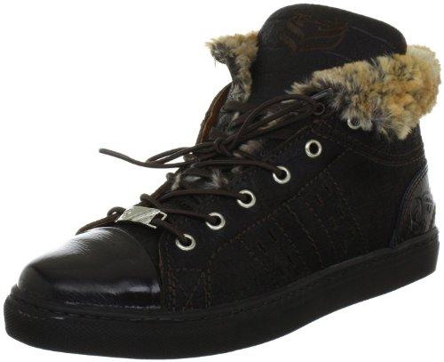 Q1905 Capetown DLX Q9022355305, Sneaker donna Marrone (Braun (dark brown))
