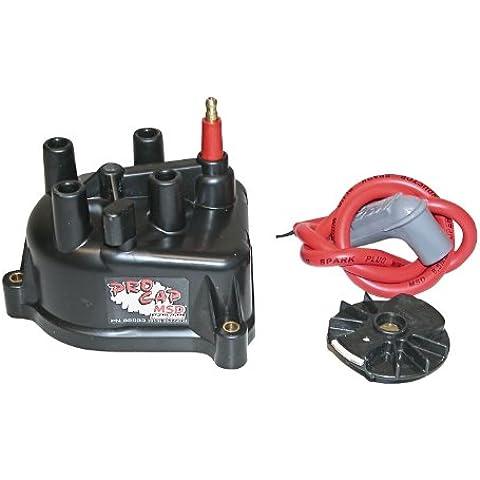 MSD Ignition Modificato Distributore Cap e Rotor per Acura Integra GSR 94-01 PN: 82933