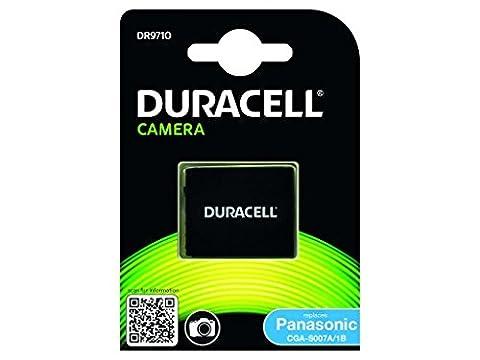 Duracell DR9710 Batterie pour Appareil Photo Numérique Panasonic