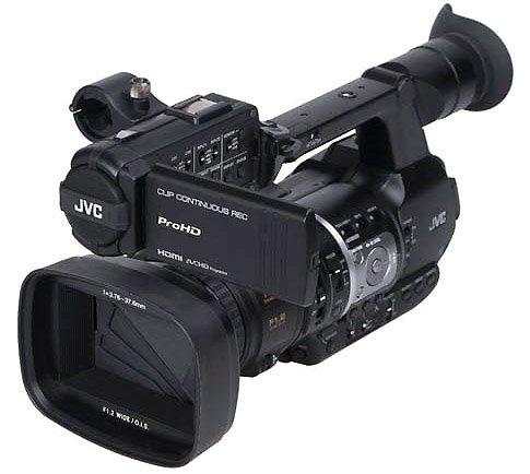 """JVC JY-HM360 - Videocámara (18,9 MP, CMOS, 25,4/2,3 mm (1/2.3""""), 3,76-37,6 mm, 4,6 cm, 29,9 mm)"""