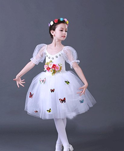 - White Flower Fairy Kostüm