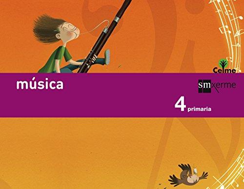 Música. 4 Primaria. Celme - 9788498545111 por Ángel Müller Gómez