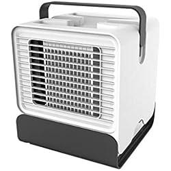 Mini Refroidisseur D'air Ion négatif Climatisation Ventilateur Portable Réfrigération Air Pur Protection de l'Environnement Économie D'énergie Usb Plug-in