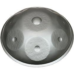 D 'elfe hp-3a profesional Handpan tambor de acero, antracita