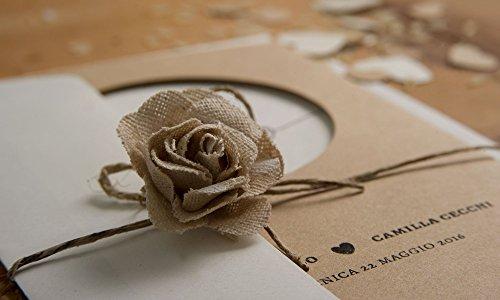 Stationery e Partecipazione di nozze We Do