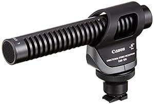 Canon DM-100 Micro directionnel Stéréo pour caméscope Canon