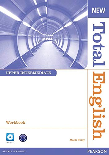 New Total English Upper Intermediate Workbook without