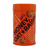 Barista Honey Oat Raisin Cookie Tin, 100gm