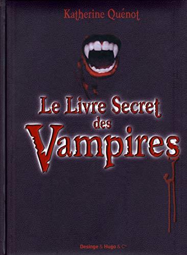 Le livre secret des vampires