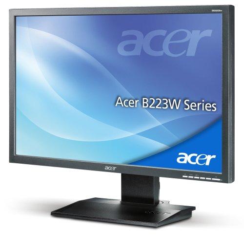 Acer B223W 55,9 cm (22 Zoll) TFT Monitor dunkelgrau DVI (Kontrast dyn. 2500:1, 5ms Reaktionszeit) - 3