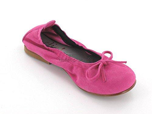 clic! 4278 bogor Mädchen Ballerina in Schmal Pink