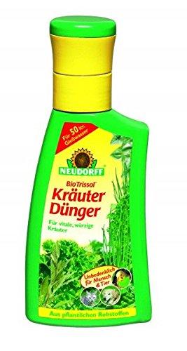 Neudorff BioTrissol engrais pour herbes, 250ml