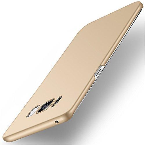 8b67f303110 vanki Funda Galaxy S8 Plus, Ultra fino Ligero Mate Premium Superficie Liso  Para Samsung Galaxy