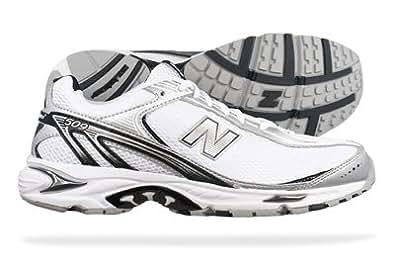 New Balance MR 509 WSB Mens Running Trainers / Shoes - White - SIZE UK 7.5