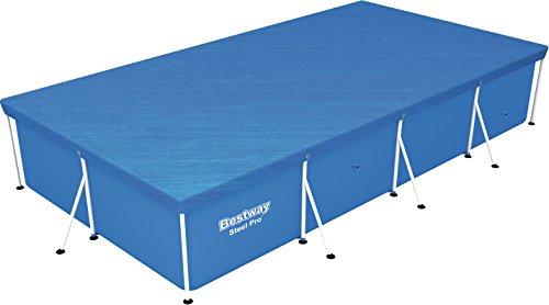 Bestway   Pisc.Cobertor Piscina Rect.410x226cm.