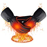 Electric Gloves for Chronically Cold Hand Warmers for Men Woman Heated Gloves