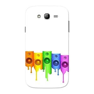 Mobile Back Cover For Samsung Galaxy Grand I9082 (Printed Designer Case)