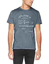 Pepe Jeans Bamboo, T-Shirt Homme