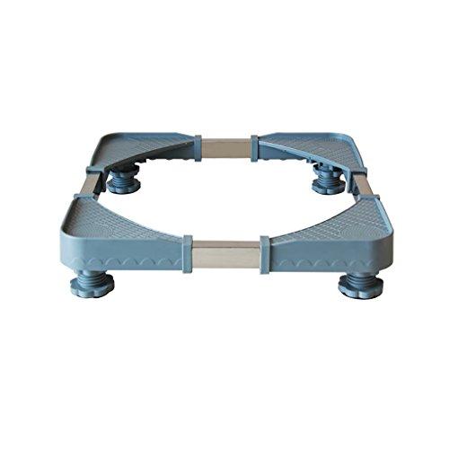 NUBAO Große Gerätebasis Basis aus rostfreiem Stahl Erhöhung der Basis Rechteckige Basis Länge Breite Einstellbare Basis Fixed Vier Fuß -