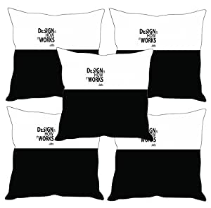 Sleep Nature's Cushion Covers Set of 5 (16x16 inch)