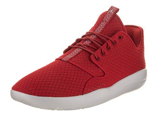 Nike Jordan Eclipse Sneaker Turnschuhe Schuhe für Herren Rot (Gym Red/Wolf Grey)