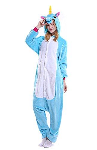 Kostüm Kigurumi Schlafanzug Erwachsene Tieroutfit Jumpsuit