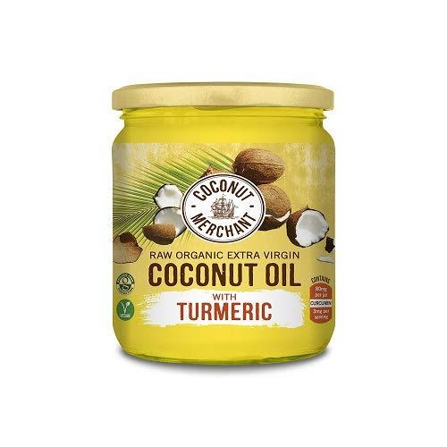 Aceite de Coco con infusión de Cúrcuma