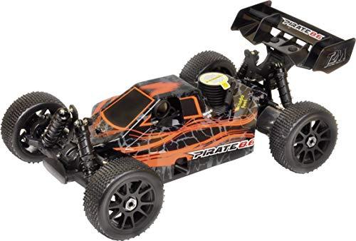 T2M 1:8 Nitro Buggy Pirate 8.6 orange RTR