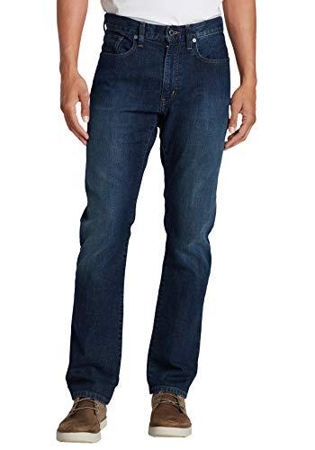 Eddie Bauer Herren Flex Jeans - Slim Fit, Gr. 42-34, River Rock -