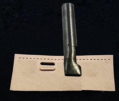 Chengyida 18* 3mm grande ovalado forma cinturón