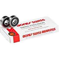 Bones Swiss Original Ball Bearings x8