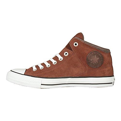 Converse Herren Schuhe/Sneaker Chuck Taylor All Star Braun 43 (Tragen Sneakers Converse)