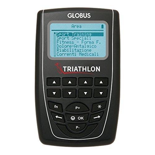 Globus Triathlon - 4-channel Stimulator Designed for the Triathlete