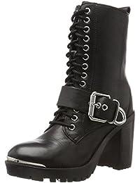 Amazon.es  y sin - Piel   Botas   Zapatos para mujer  Zapatos y ... c7cbde41fcd
