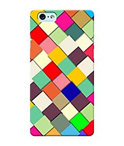 """NH10 DESIGNS 3D PRINTING DESIGNER HARD SHELL POLYCARBONATE """"COLOR STRIPES"""" PRINTED SHOCK PROOF WATER RESISTANT SLIM BACK COVER MATT FINISH FOR APPLE IPHONE 6 PLUS/IPHONE6PLUS/IPHONE6SPLUS/IPHONE 6S PLUS/IPHONE 6 PLUS"""