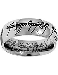 Silvego Herr der Ringe - Der eine Ring - Edelstahl