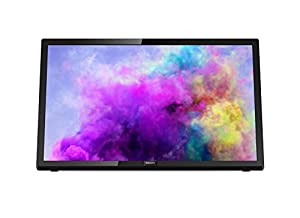 Philips 22PFT5303/05 Full HD LED TV with Freeview HD - Black