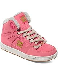 DC Shoes  REBOUND WNT B SHOE NGH, Baskets hautes garçon