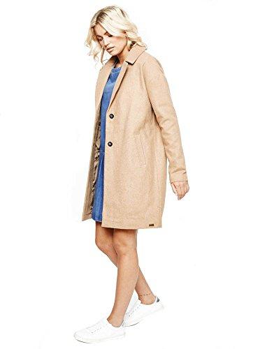 Bellfield - Abrigo - Oversized - para mujer dorado marrón claro 38