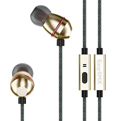 easysmx-auricular-in-ear-para-smartphone-mobil-auriculares-estereo-in-ear-con-cable-12m-y-microfono-