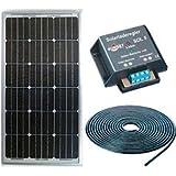 Solarstrom-Set 12V 30W