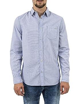Camisa Kaporal Vasco azul