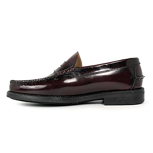 Made In Spain Castellanos Gummisohlen Edward´s Bordeaux Bordeaux