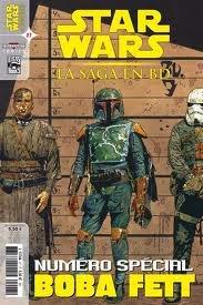 Star Wars la saga en BD tome 27 par Thierry Mornet