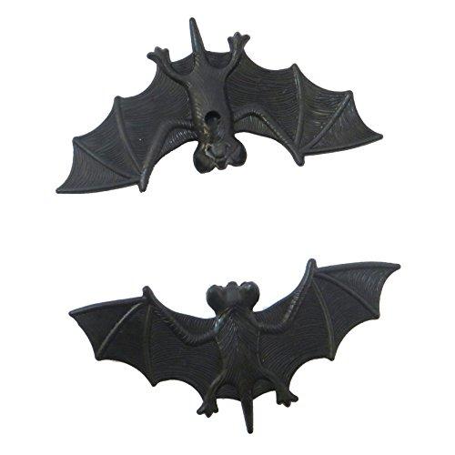 dermaus Scherz Karneval Halloween Kunststoff Flexible Angst ()