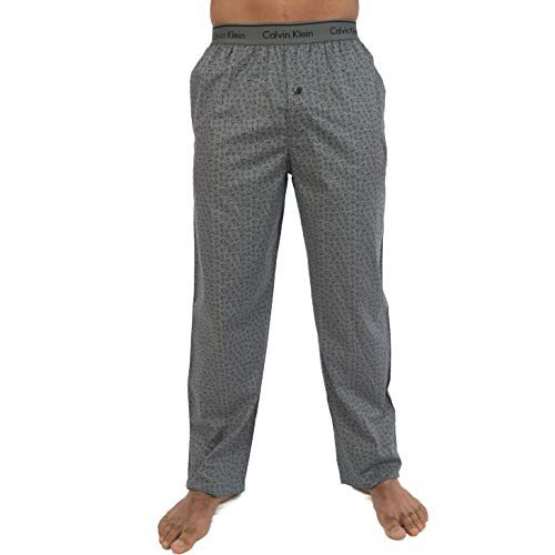 Calvin Klein Underwear Herren PJ Pant Hosen, grau, S -