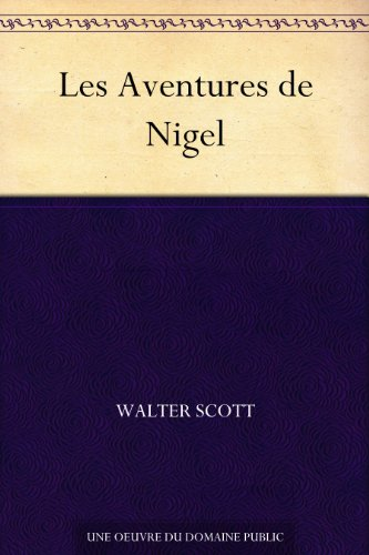 Lire Les Aventures de Nigel pdf, epub