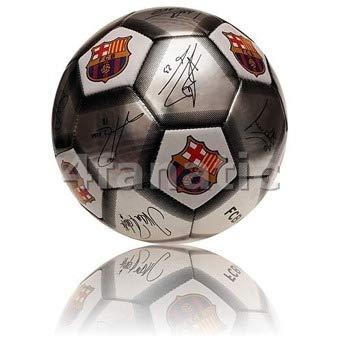 F.C. Barcelona Fútbol signature Plata SV Tamaño