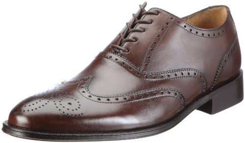 Florsheim KENT 50209-01, Scarpe basse classiche uomo, Marrone (Braun/brown), 44.5 (10.5 UK)