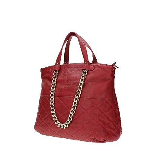 HWGIGQL5438ROU Guess Sac à main Femme Cuir Rouge Rouge